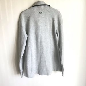 Champion Jackets & Coats - Champion Victory Fleece Jacket Gray Blk Trim Sz M